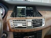 Mercedes CLS TV Tuner Montajı
