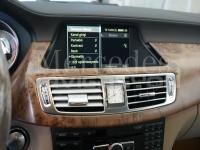Mercedes w212 CLS TV Tuner