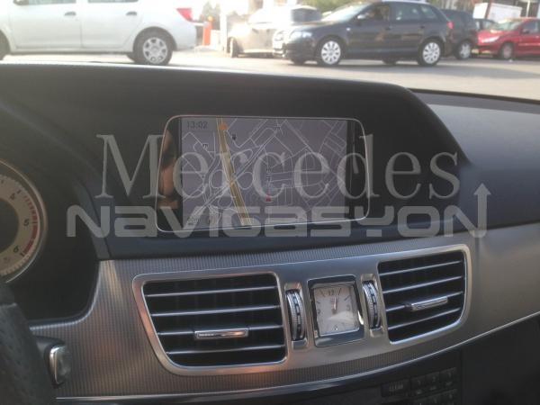 Mercedes w212 Comand ntg 4.7 Kamera