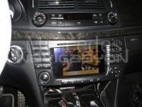 Mercedes w211 navigasyon
