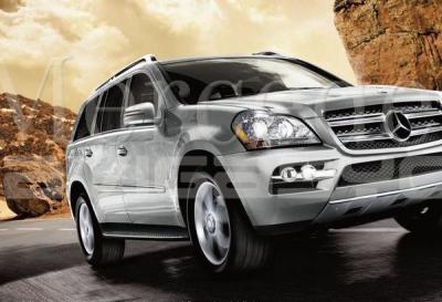 Mercedes GL Comand NTG4
