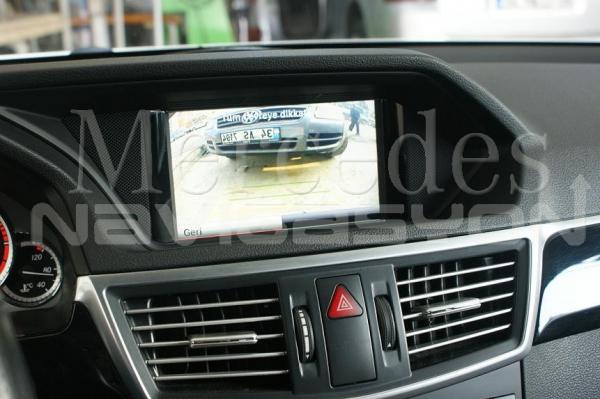 Mercedes w212 Comand ntg 4.5 Navigasyon ve Kamera